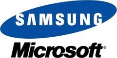 samsung&microsoft